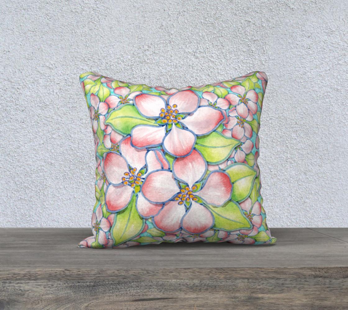Aperçu de Apple Blossom Pillows