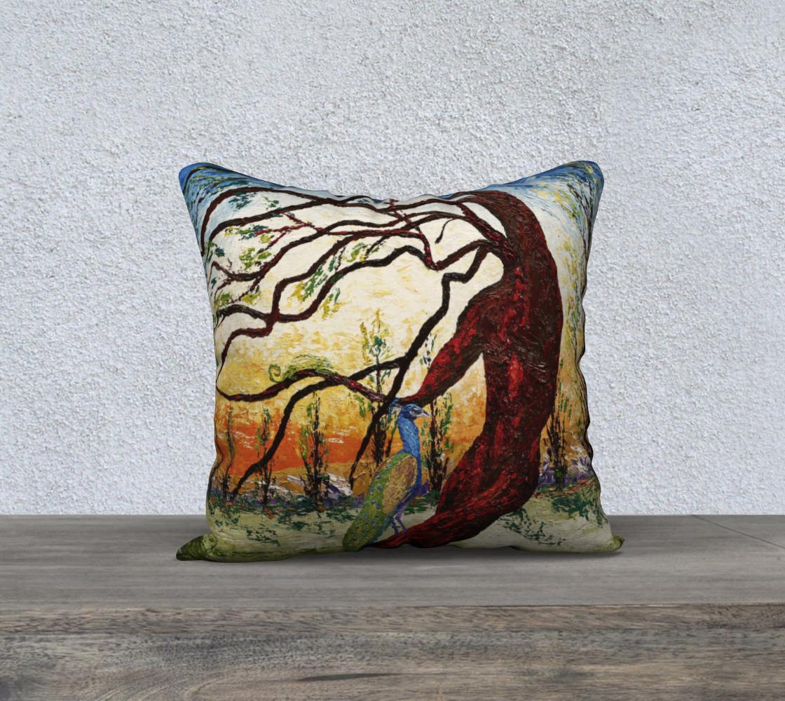 Pillow Oberon preview