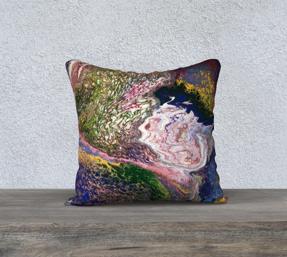 Its Mesmerizing Cushion preview #2