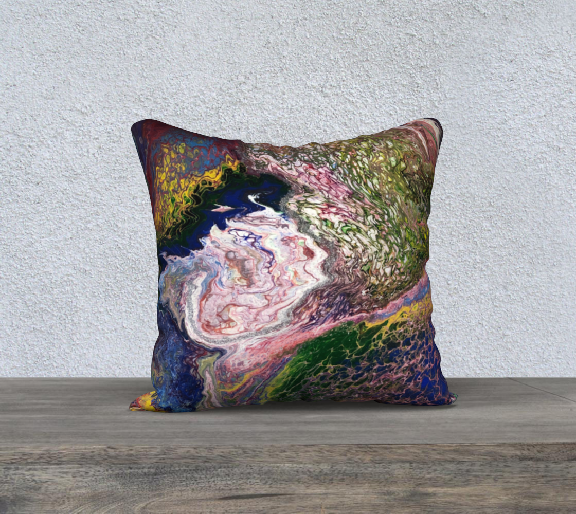 Its Mesmerizing Cushion preview