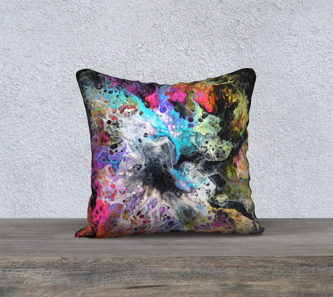 Aperçu de Rainbow Flow Pillow