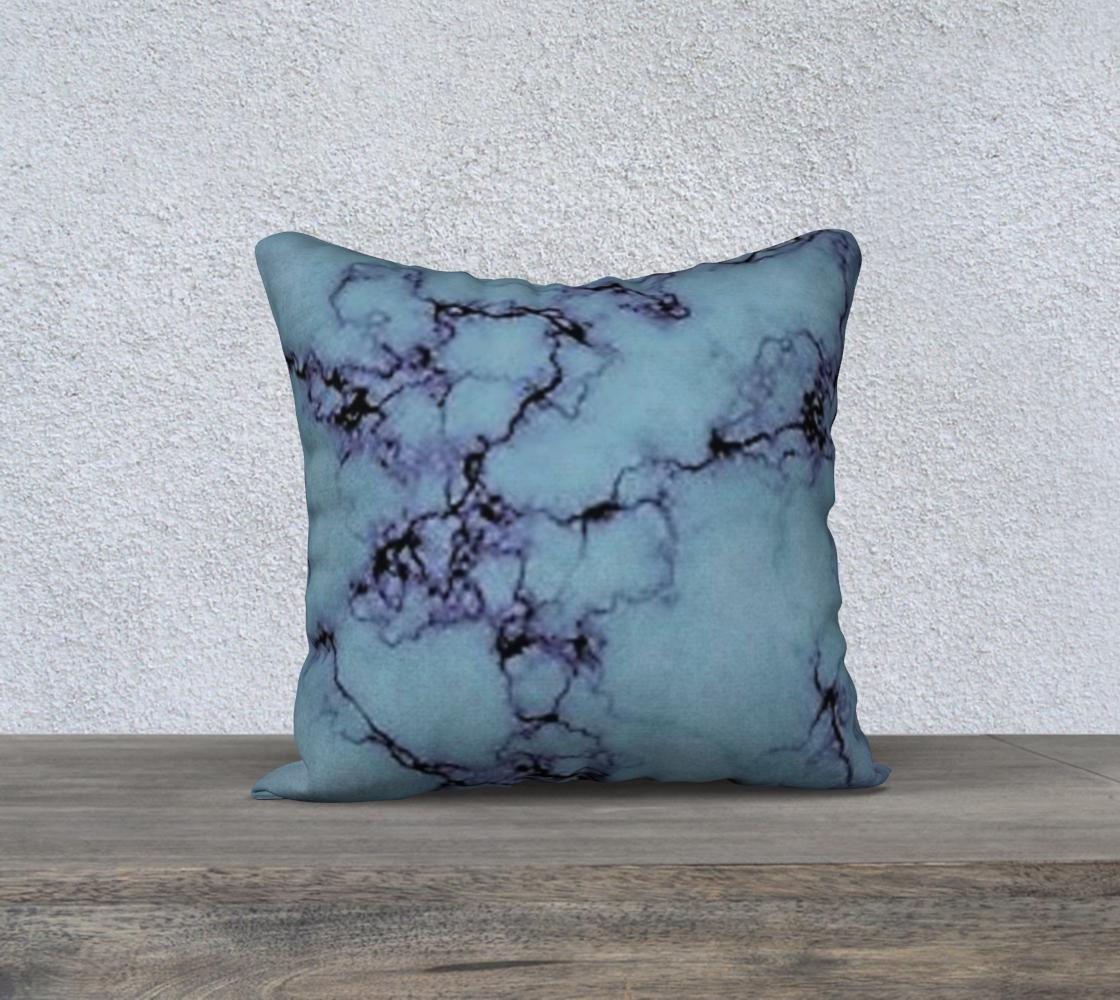 Aperçu de marbre bleu