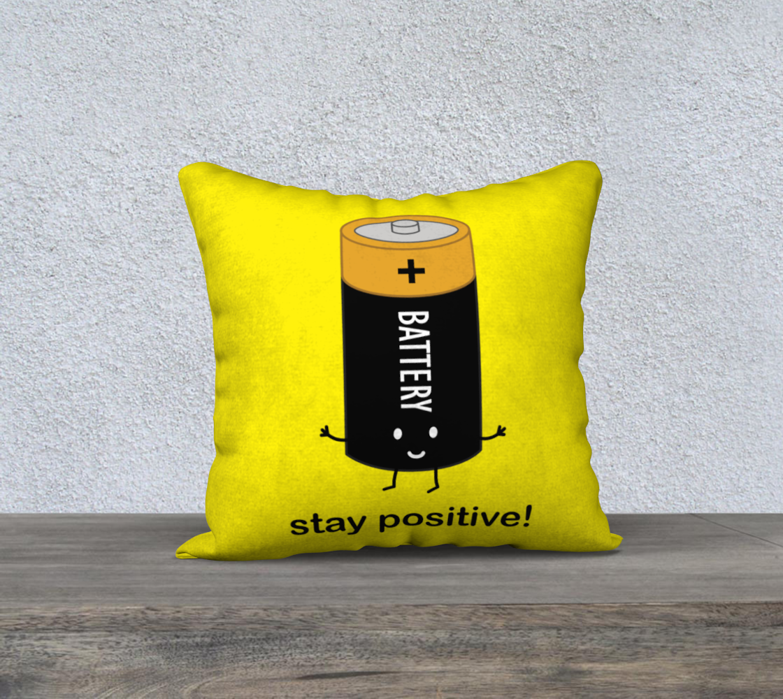 Stay Positive Battery preview