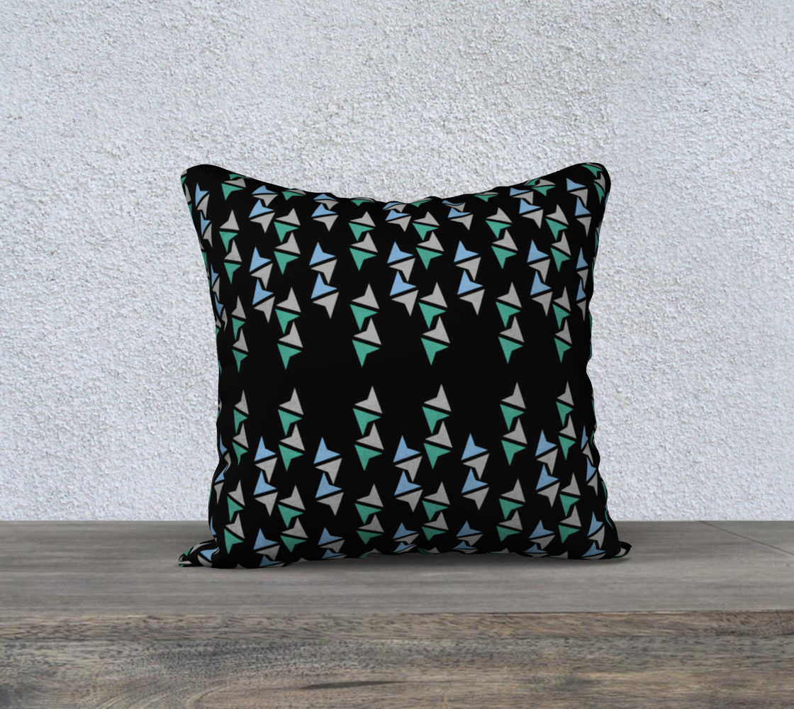 Aperçu de Simply Classic Pillow!