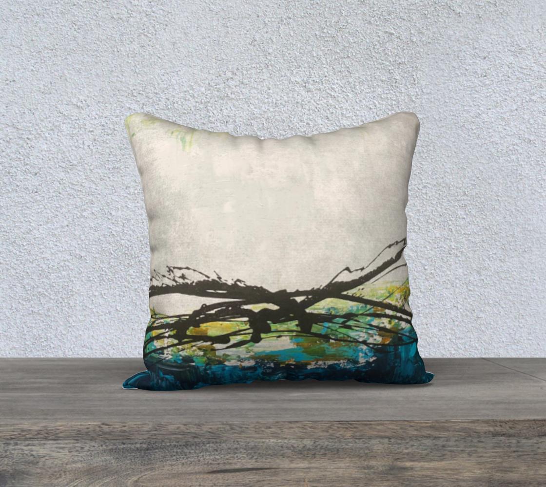 Matt LeBlanc Art Pillow - 022 - 18x18 preview