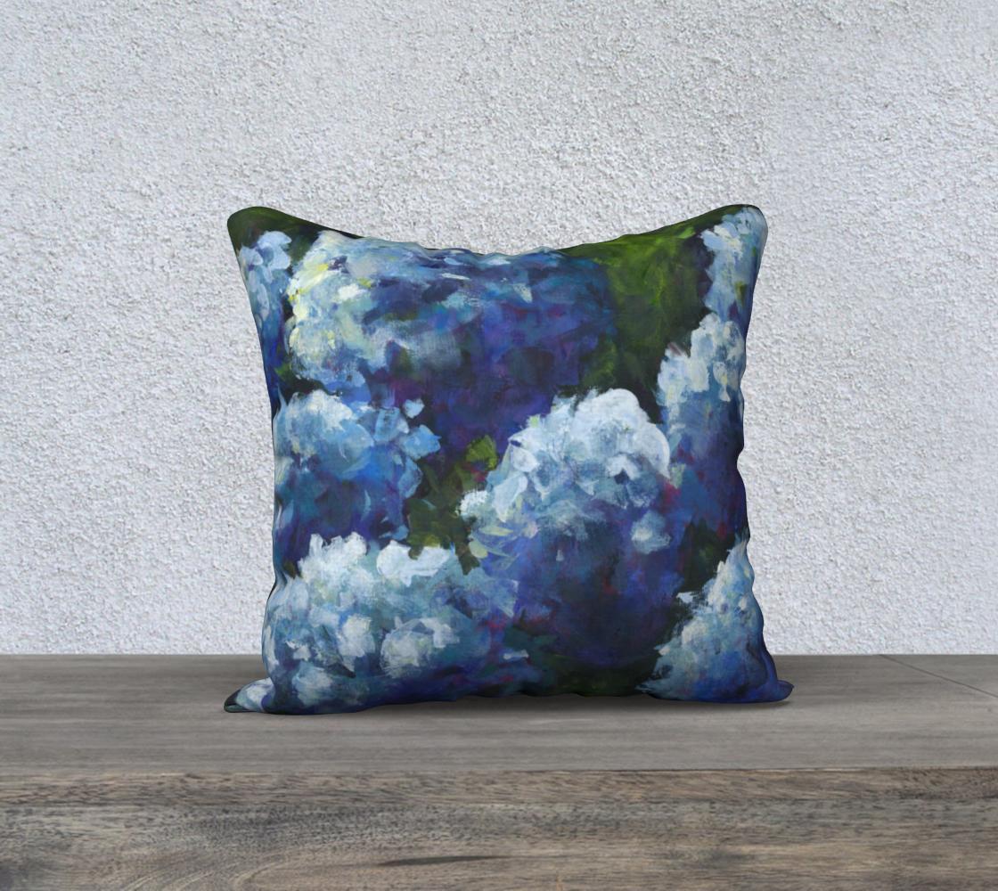 Blue Moon Cushion preview