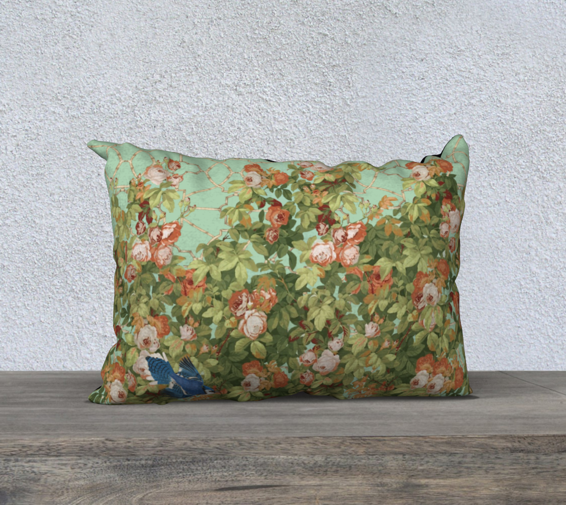 Roses Pillow Case III preview