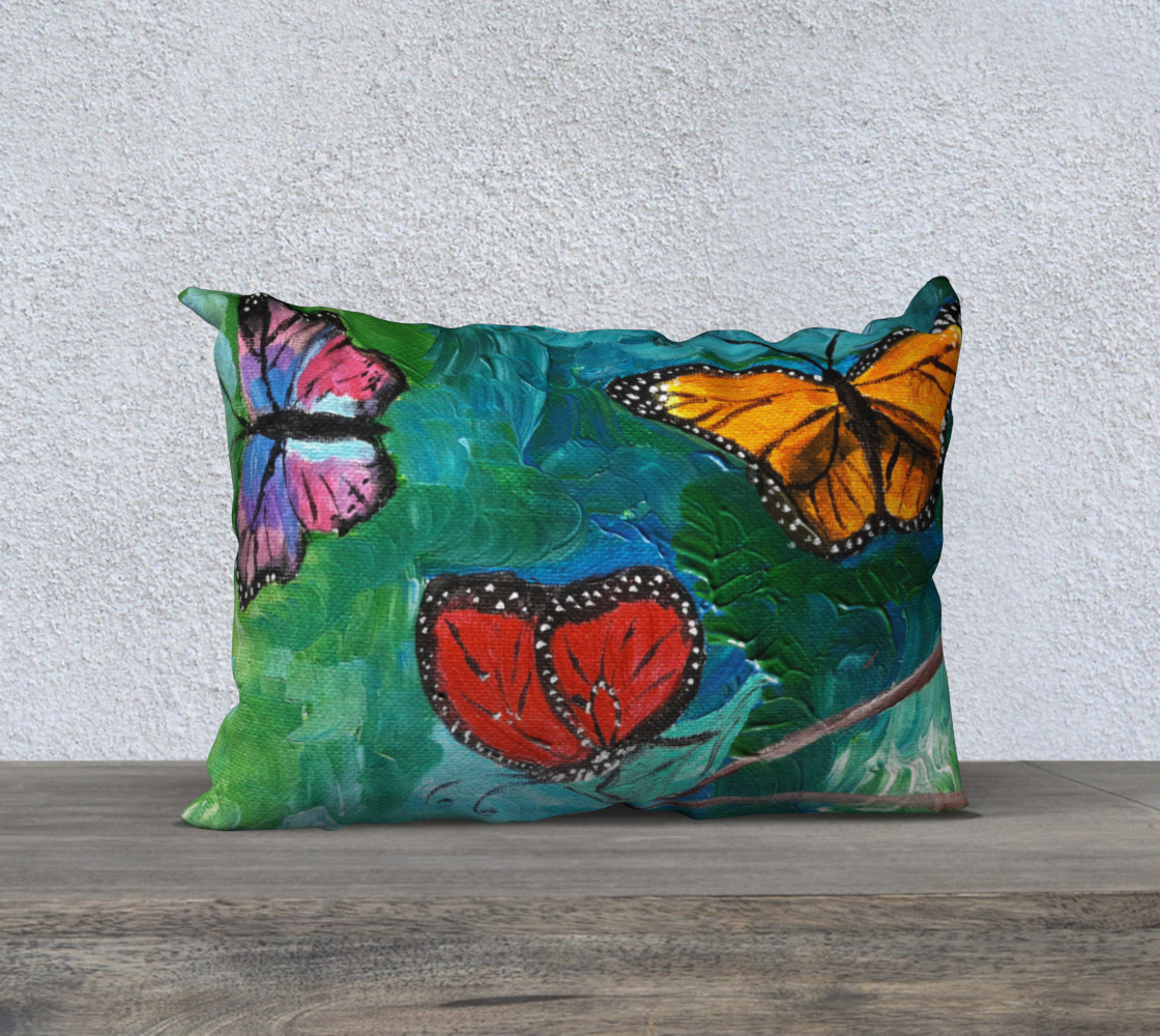 BUTTERFLY PILLOW CASE preview