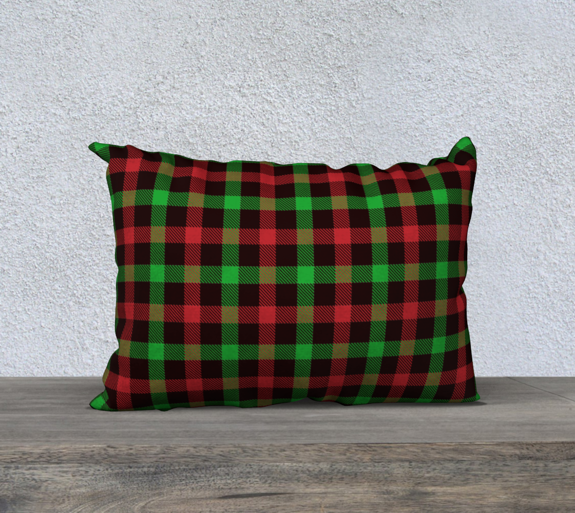 Holiday Plaid preview