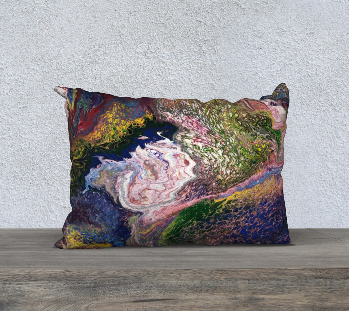 Its Mesmerizing pillow preview #1
