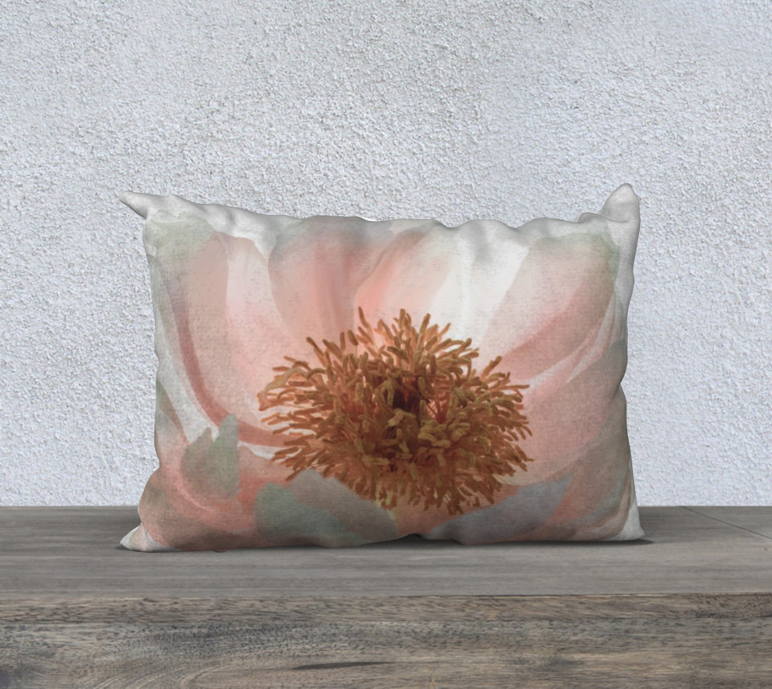 translucent light pink peony preview
