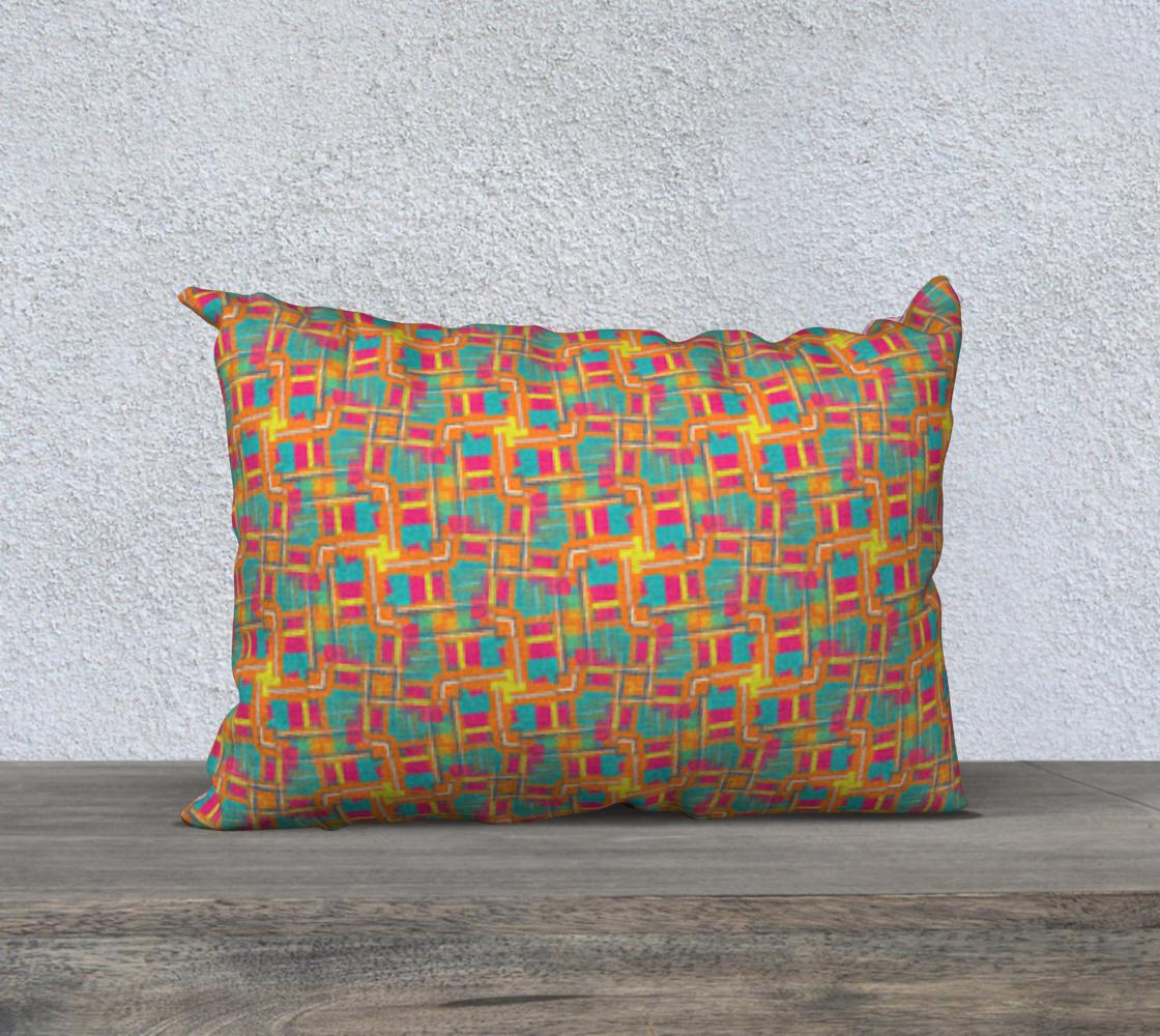 Reversible pillow preview