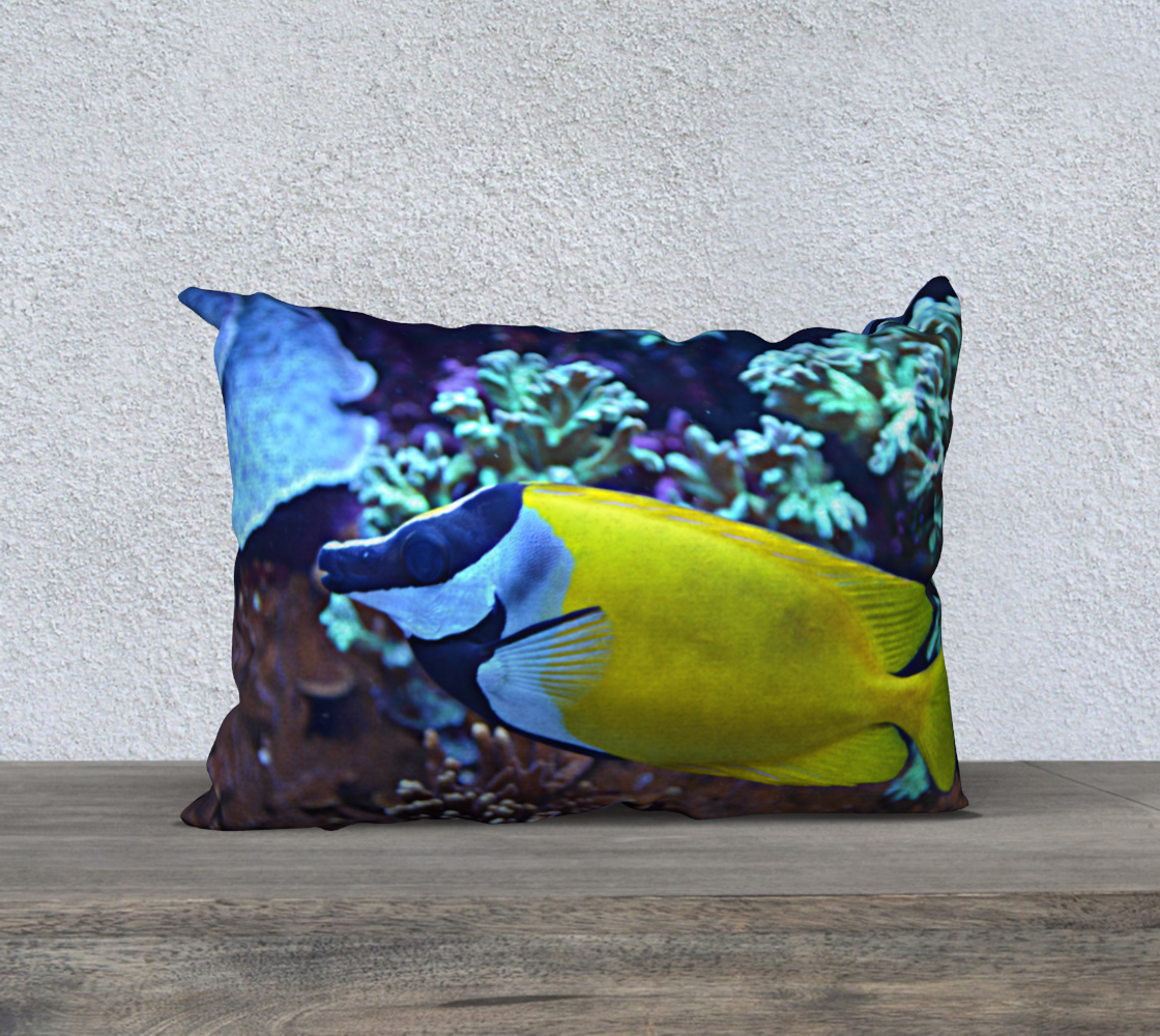 Fish Pillow Case  preview #2