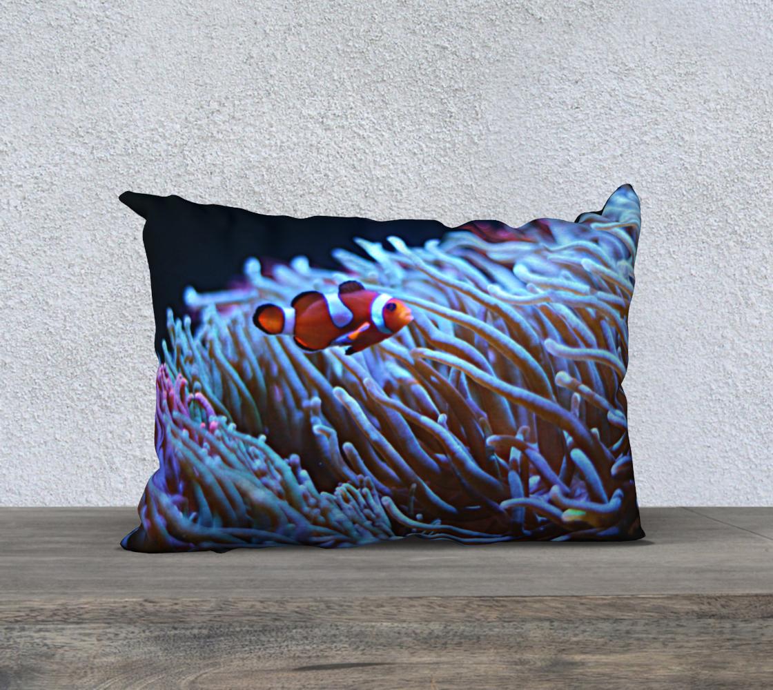Clown Fish Left Pillow Case preview #2