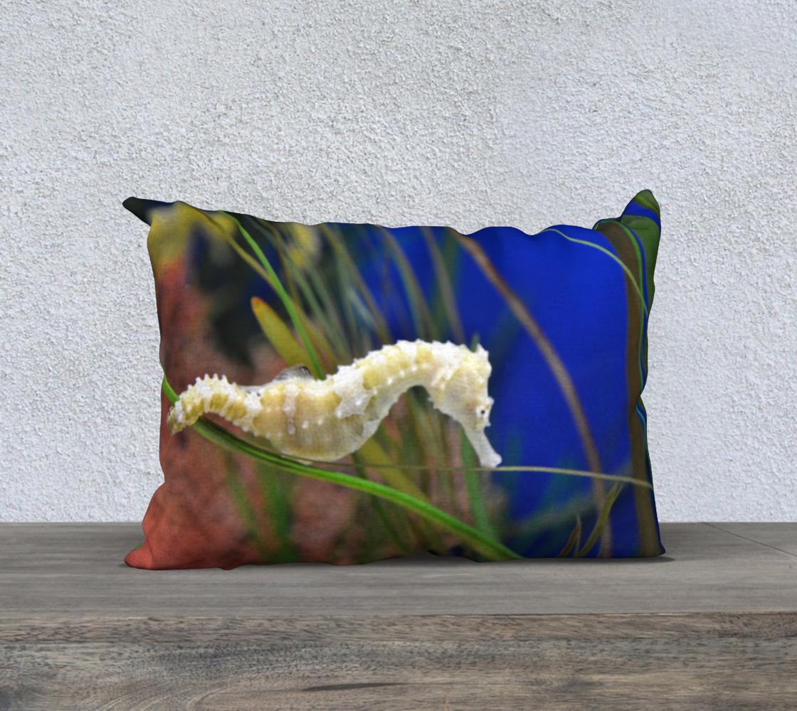 Sea Horse Pillow Case preview #2