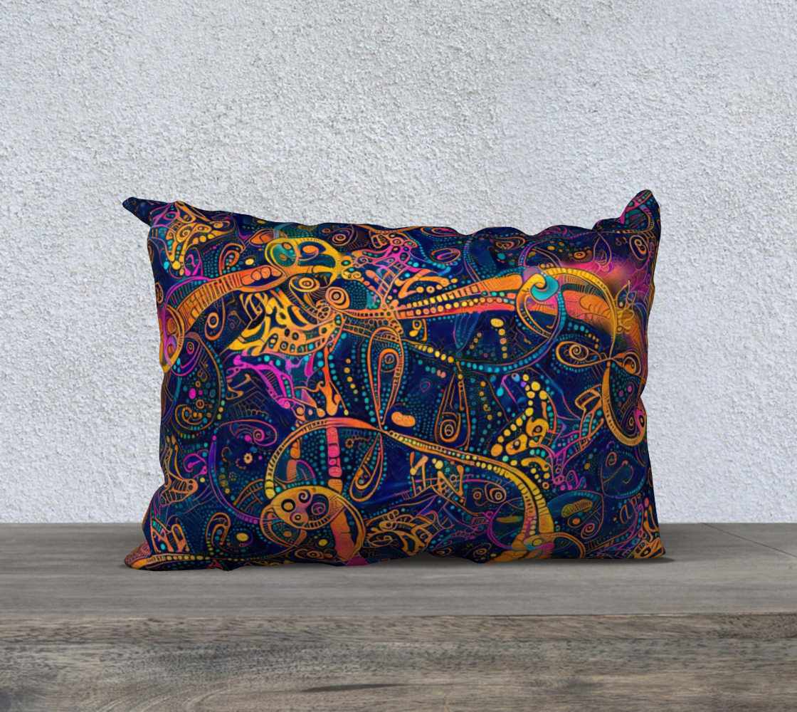 Night Tripper Pillow Case preview