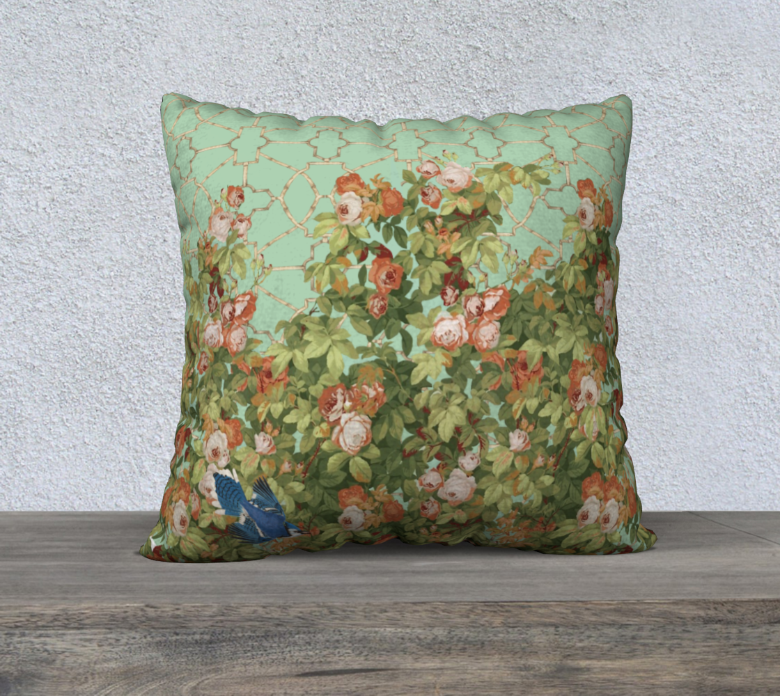 Roses Cushion III preview