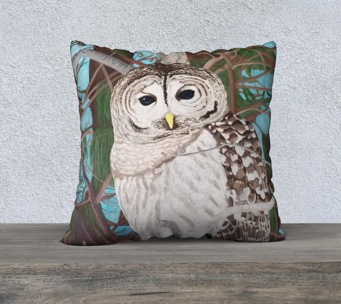 Barred Owl preview