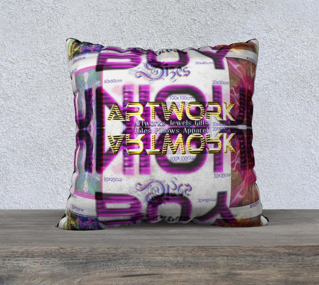 BuyArt pillow preview