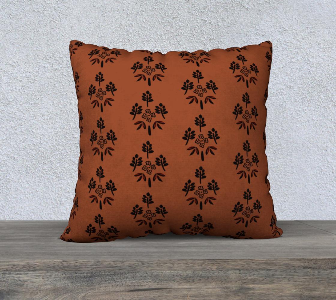 Aperçu de Terracotta motif 22x22
