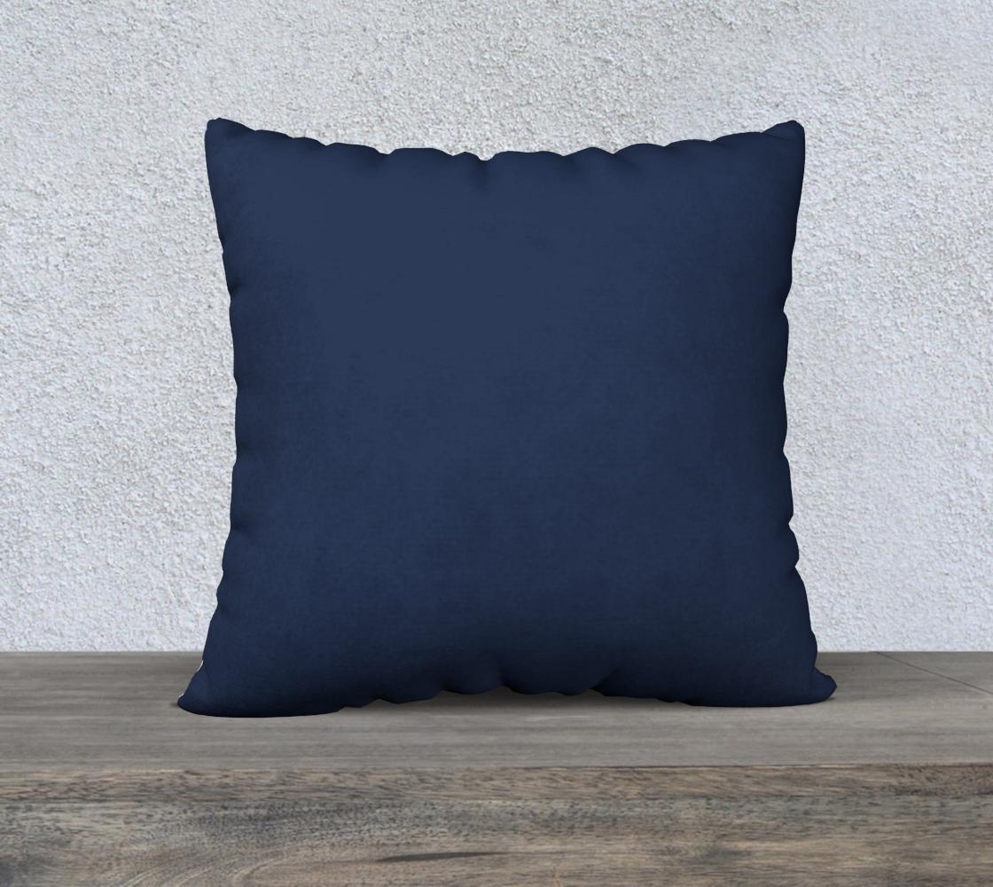 Aperçu de wildflower blue 22x22  cover #2