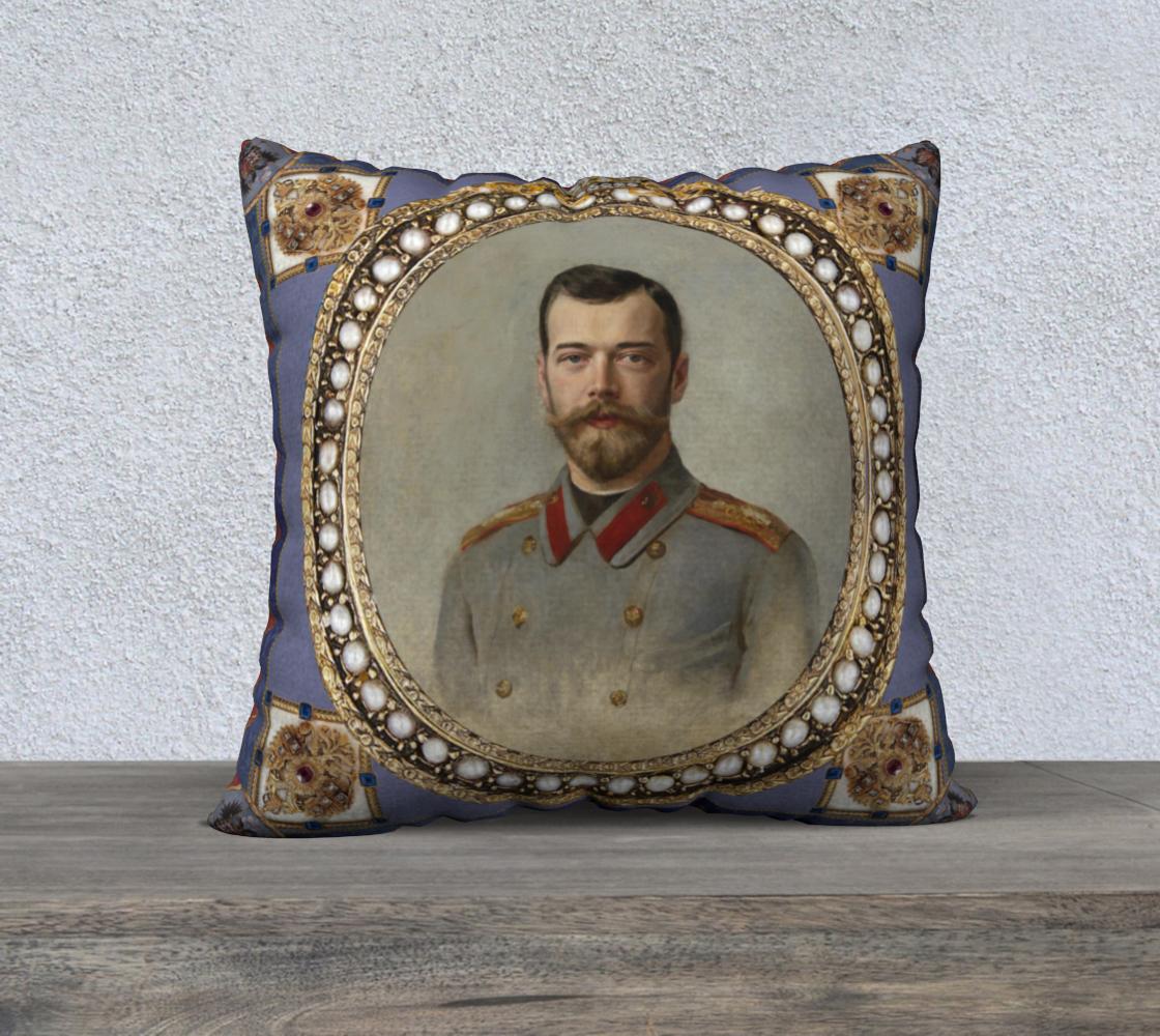 Czar Nicholas II Eagle preview