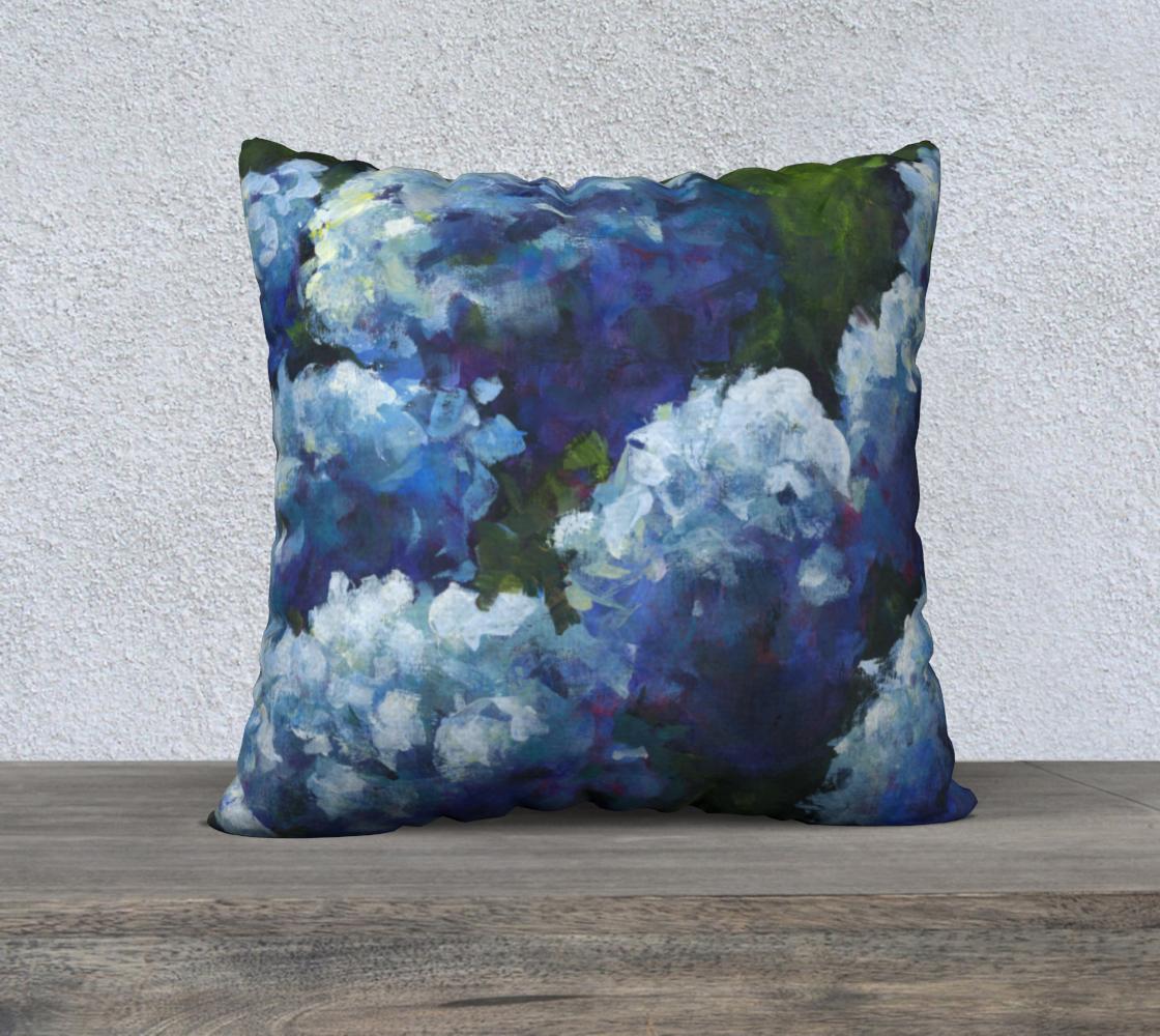 Blue Moon Cushion 22 x 22 preview