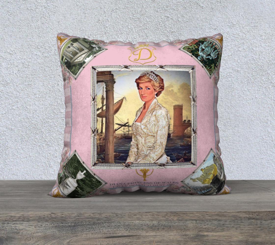 Diana Princess of Wales Cushion preview