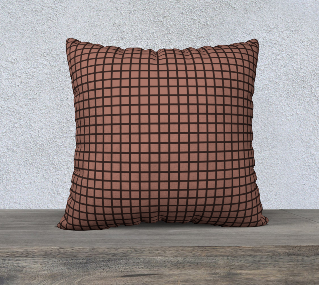 Brown Gridlines on Brown preview