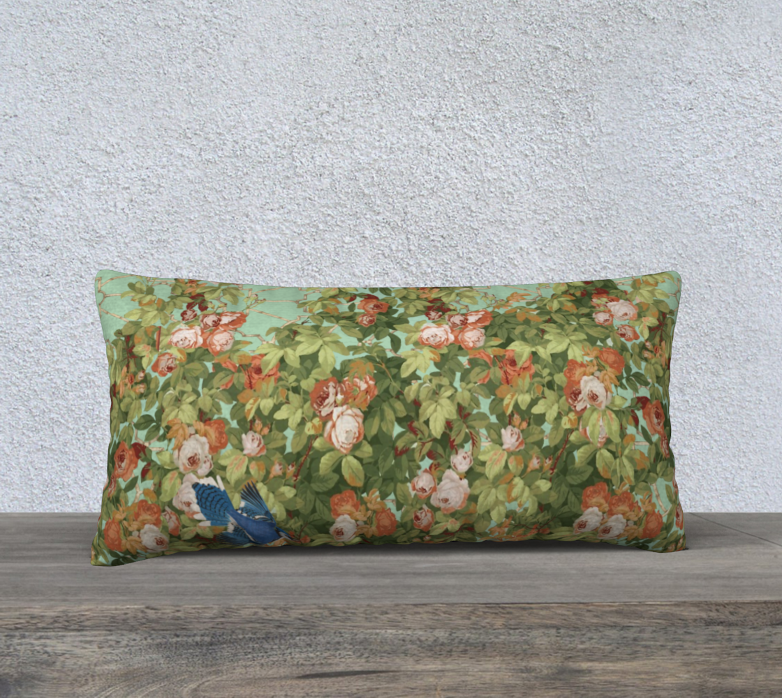 Roses Pillow IV preview