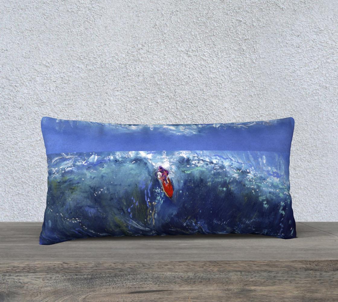 Big Sur / Devin Fine Art Pillow Case preview