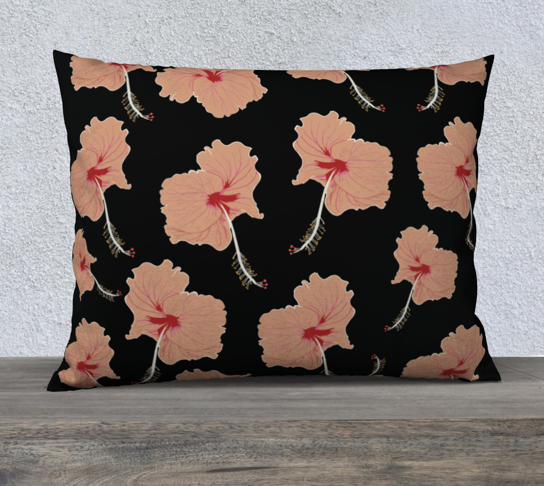Hibiscus flowers preview