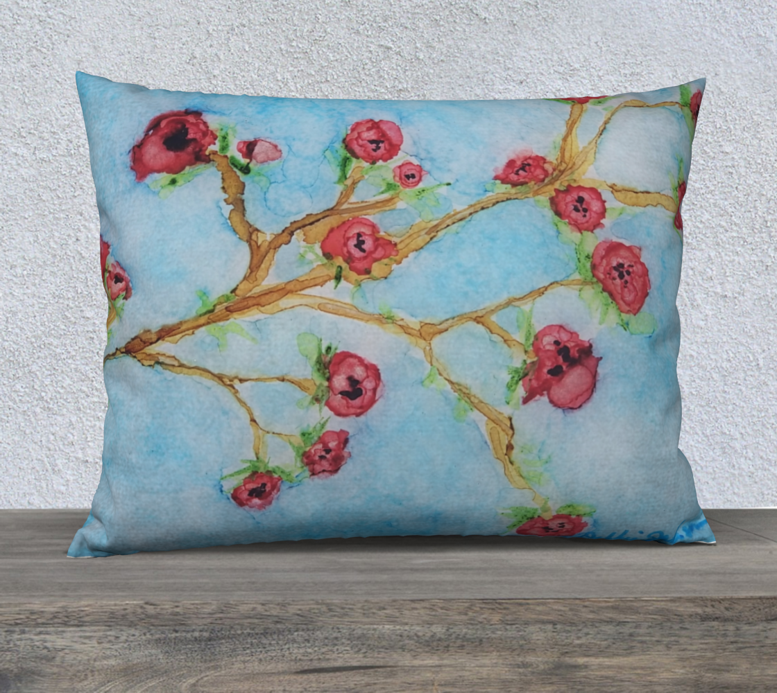 Branching Out Pillow preview