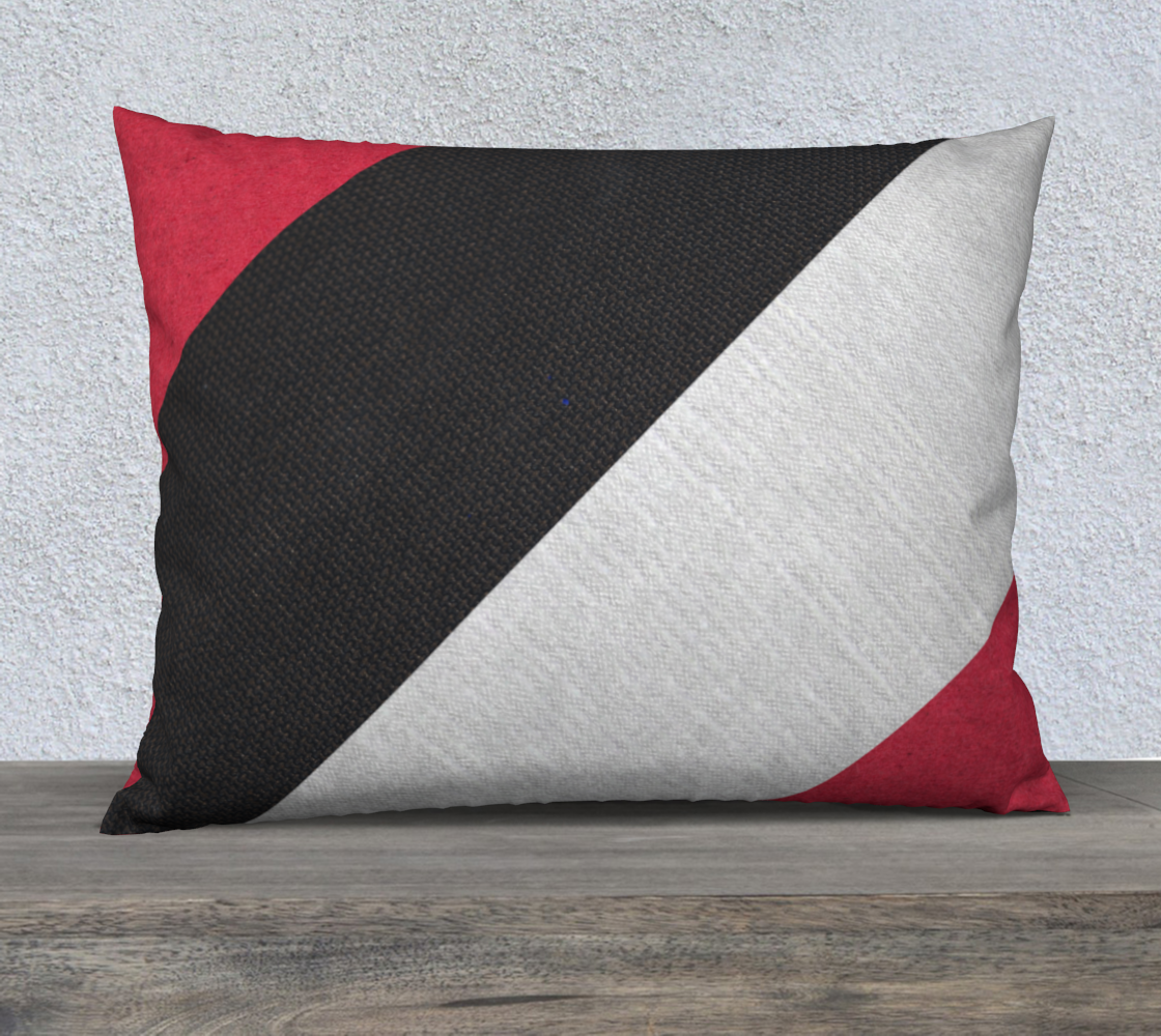 Luxury red and black background pattern  aperçu