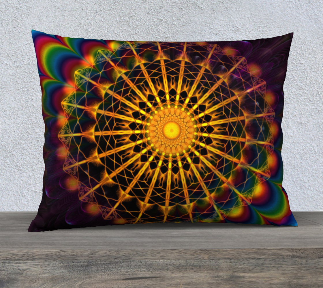 Art of Mohan - Pillow Case 1 preview