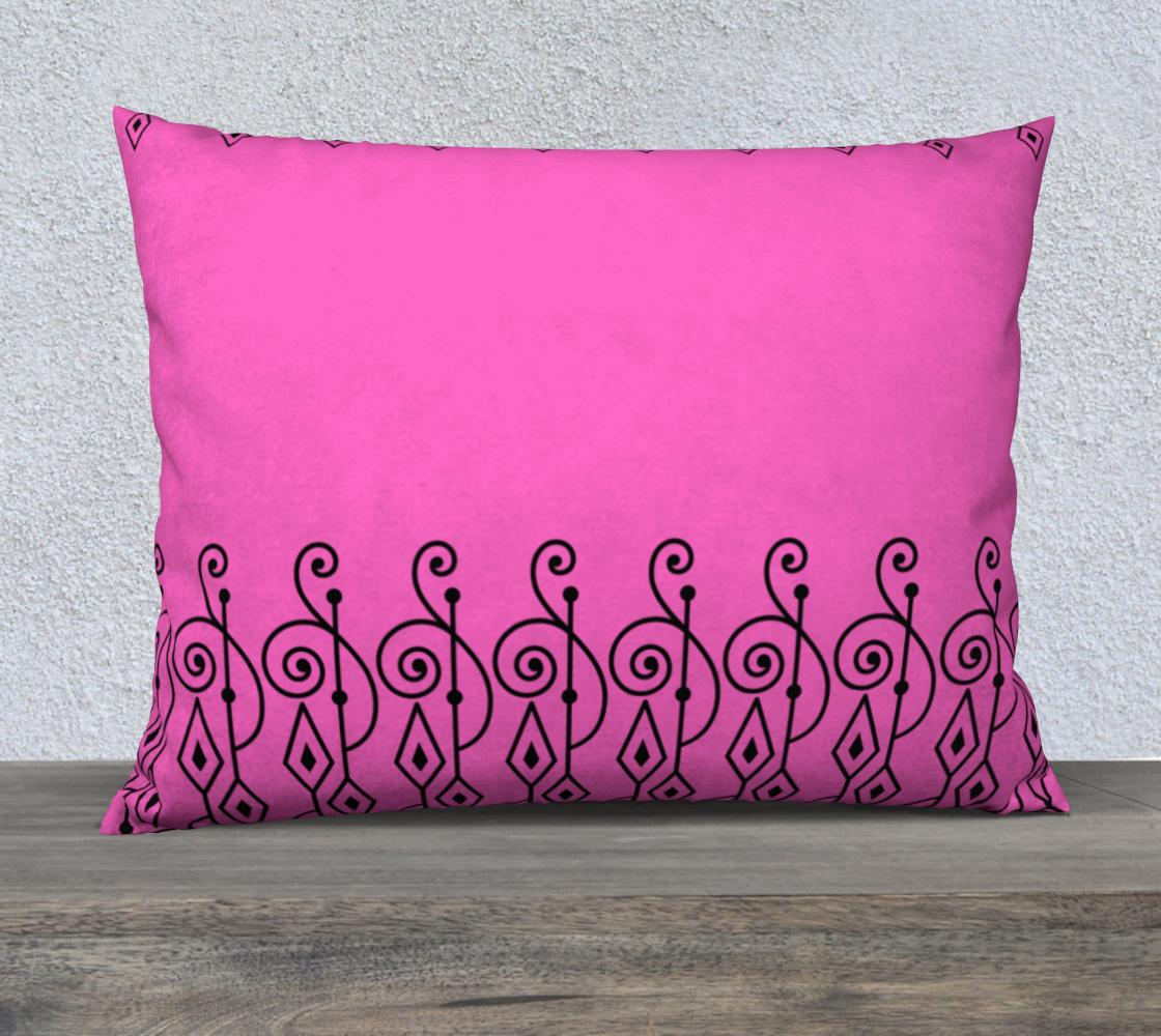 Aperçu de Traditional design pillow!