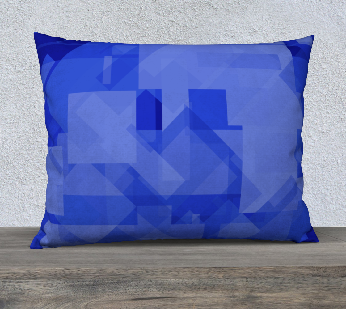 Blue is Better 26x20 Pillow Case preview