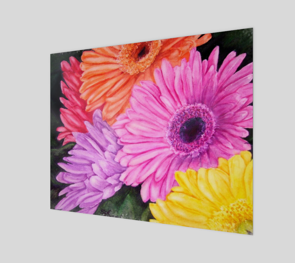 Lovely Gerbera Daisies preview