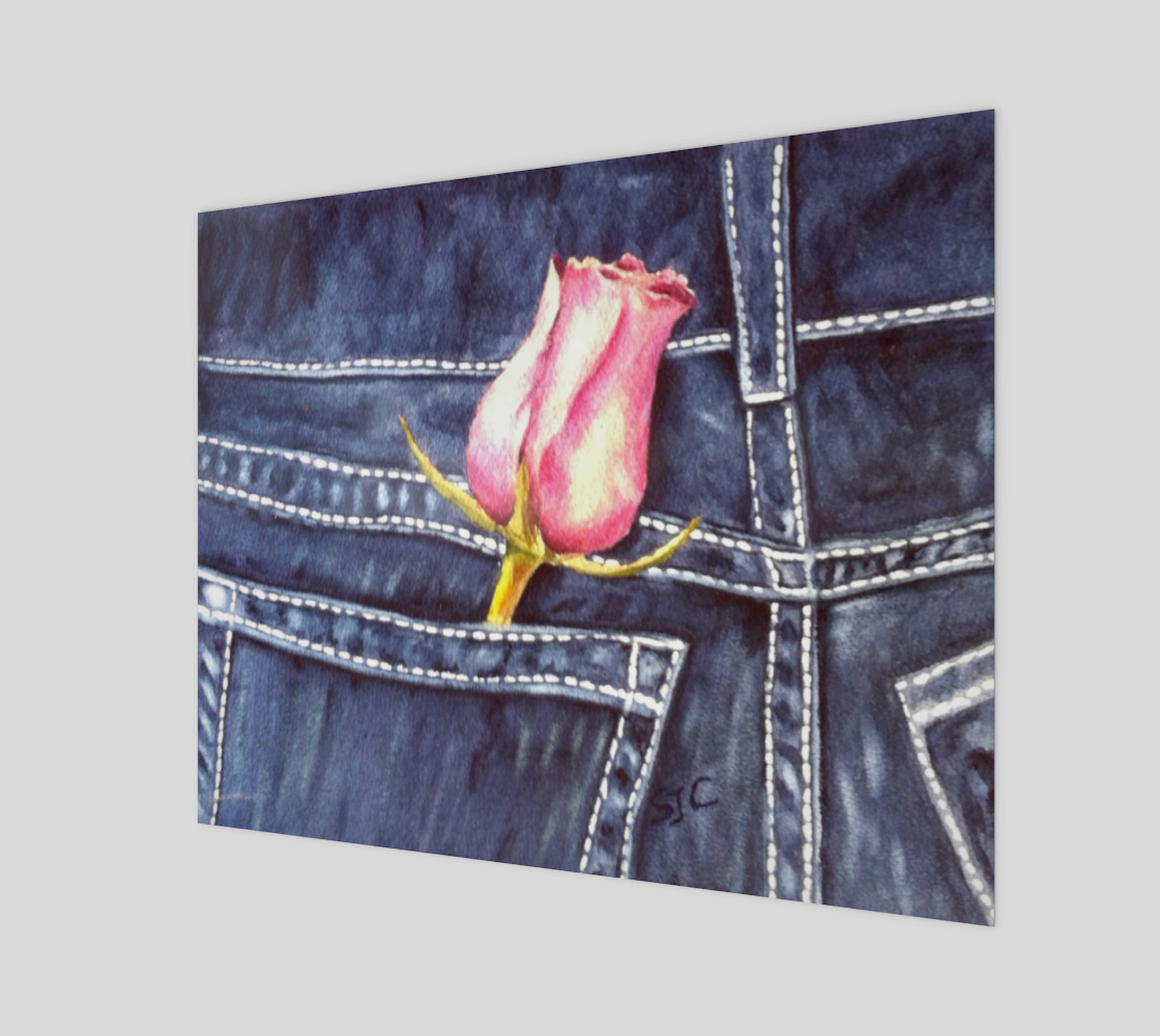 Pink Rose Bud preview