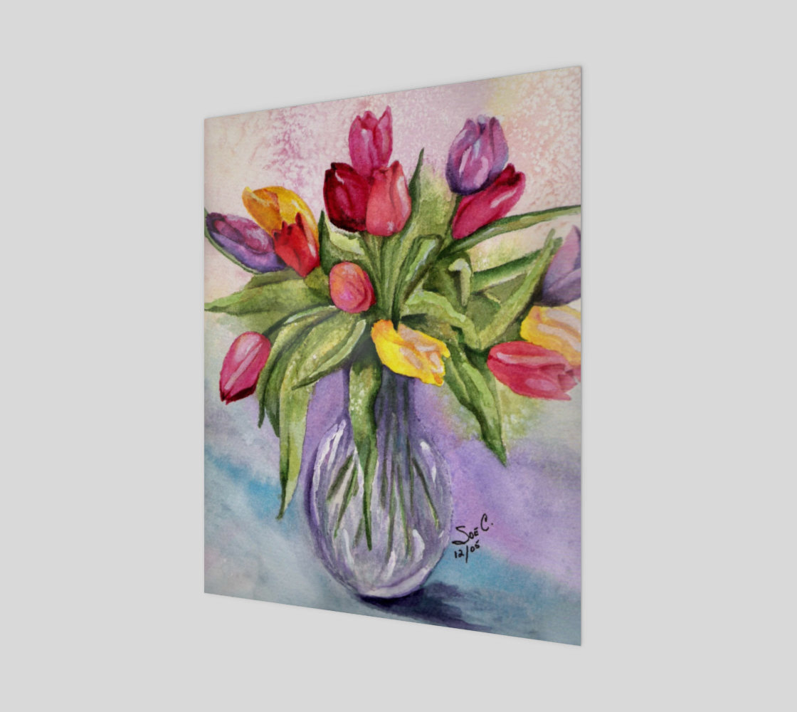 Tulip Bouquet preview