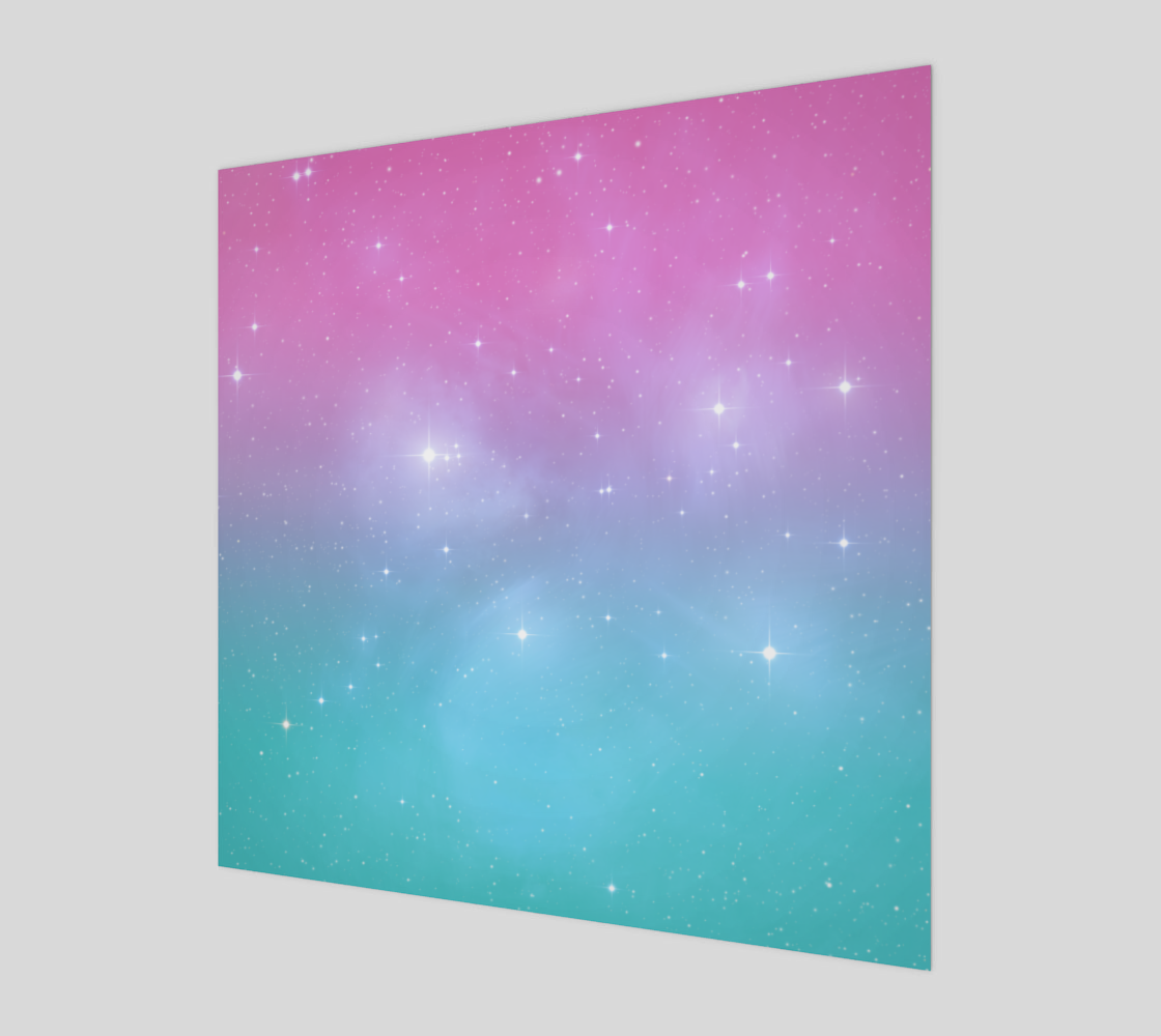 Pastel Goth Galaxy preview