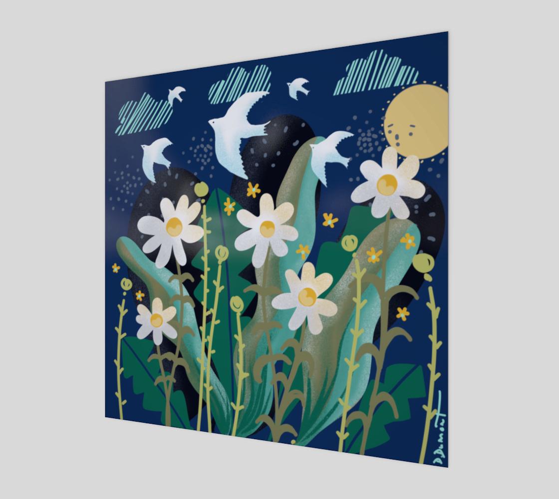 Affiche Les oiseaux du ciel preview