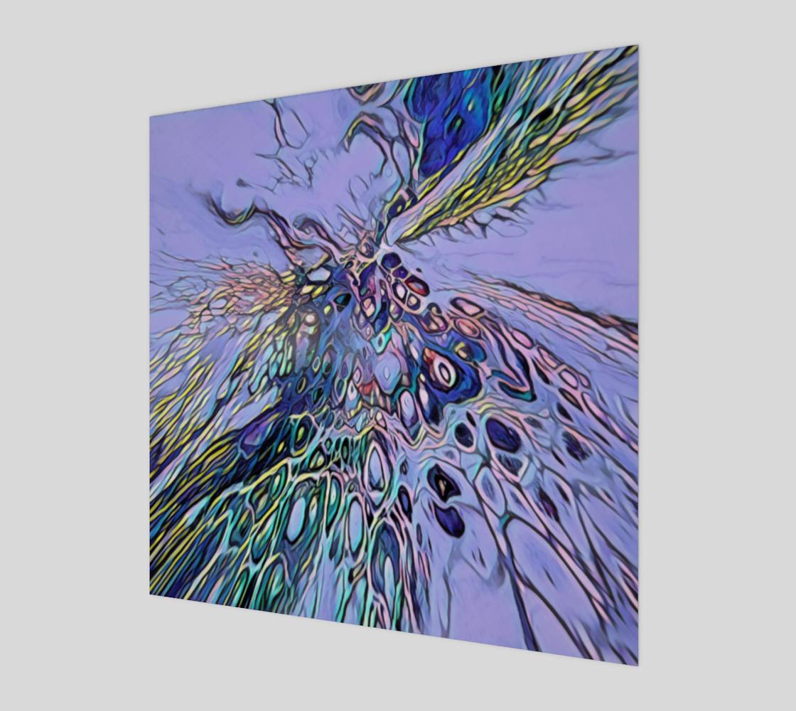 Peacock Acrylic Print preview