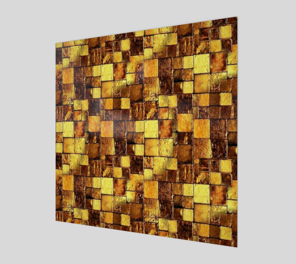 Gold bricks preview