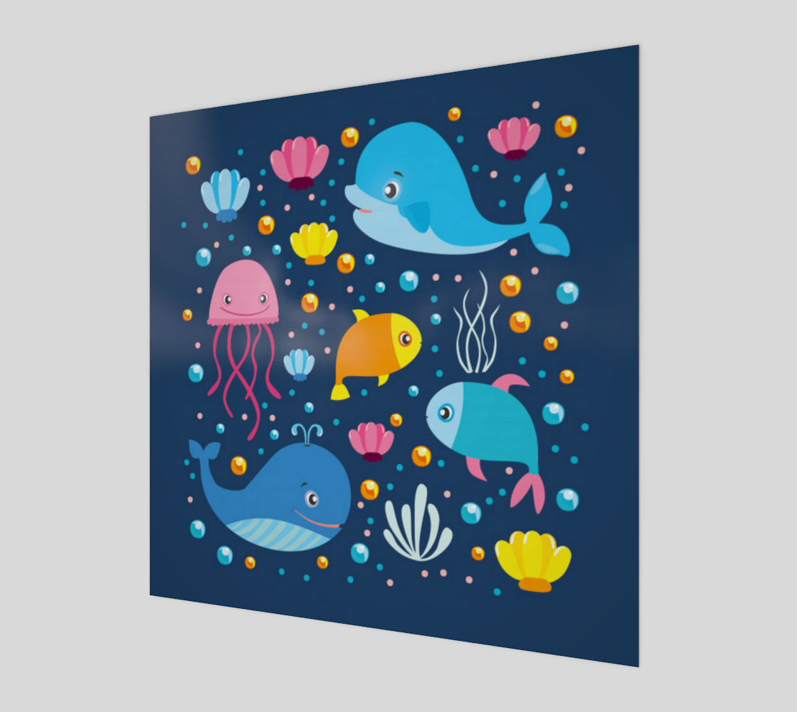 Marine Life - Great for Kids (1) preview