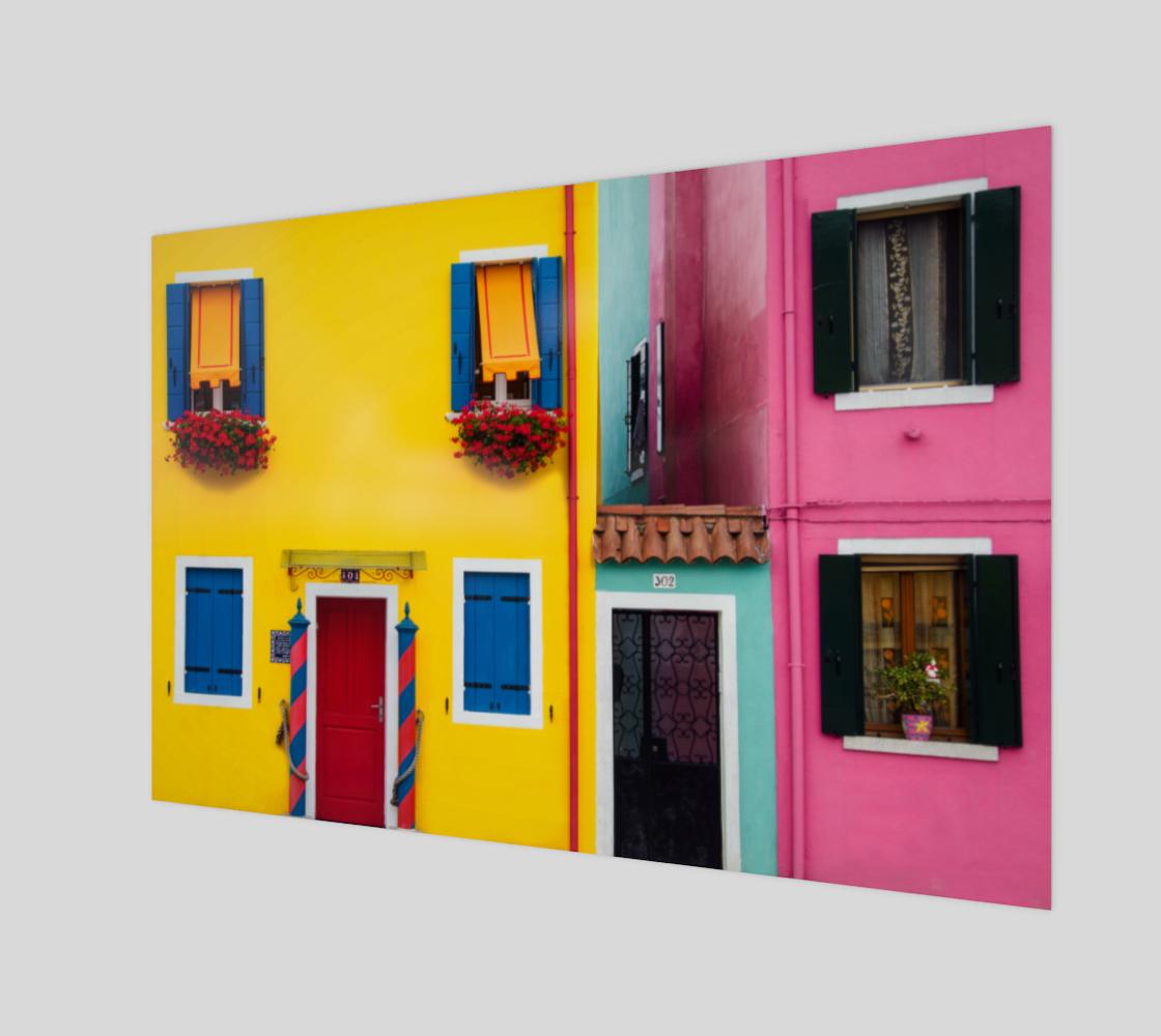 Aperçu de Couleurs de Burano  |  Burano Colors