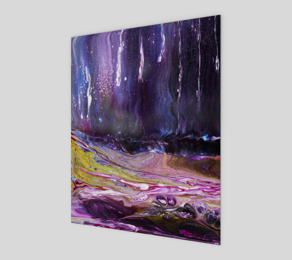 Abstract Landscape preview