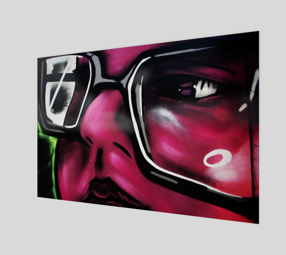 Graffiti 5 Poster Print preview #1