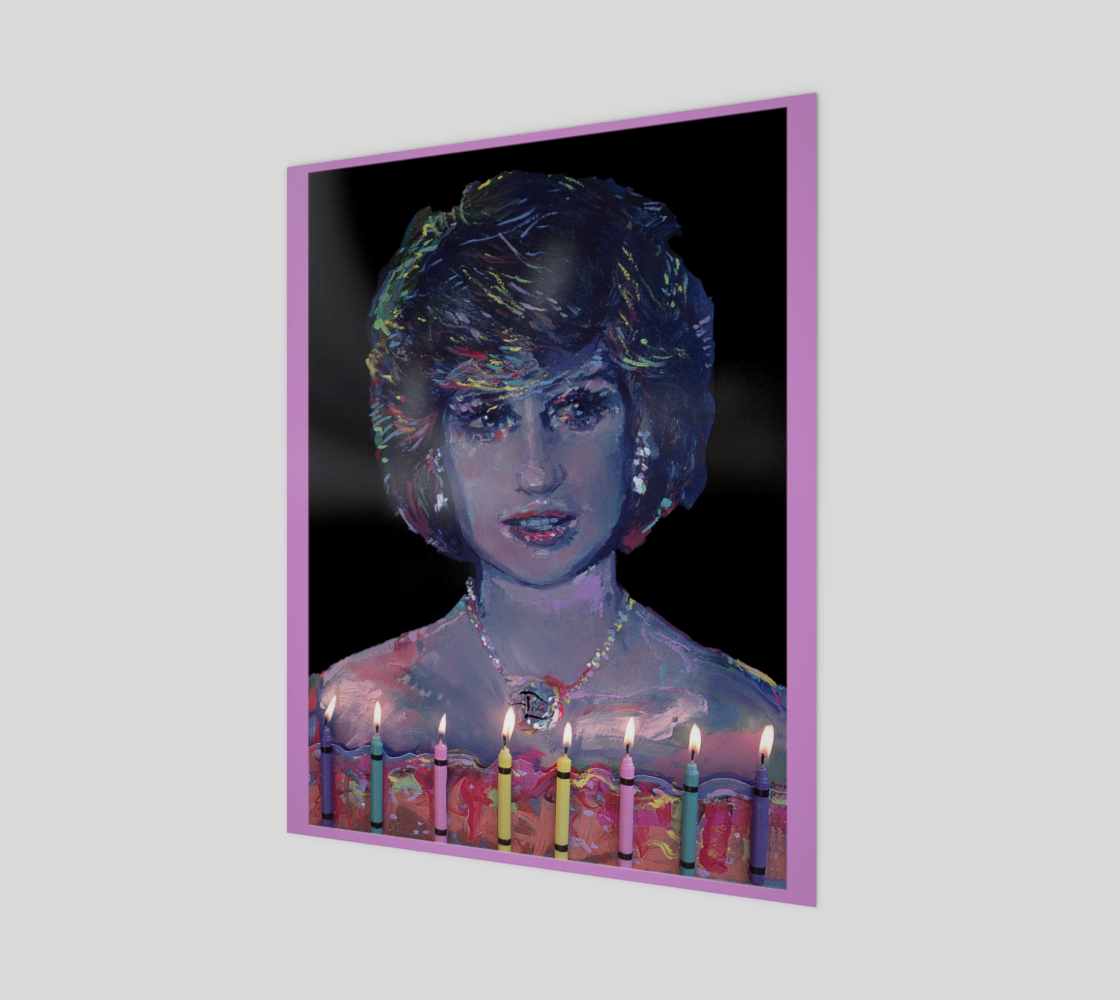 The Diana Cake by Lowell S.V. Devin preview