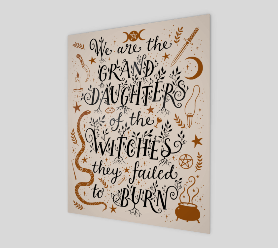 Granddaughters of Witches on Cream preview